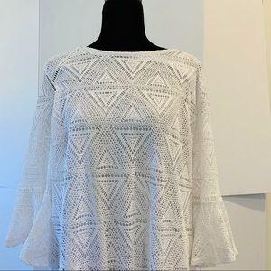Morgan City triangle dress